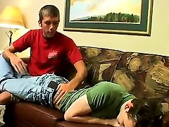 Males spanked with erections gay Bad Boys Love A Good