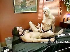 Mistress Lorelei wicked masturbation instruction