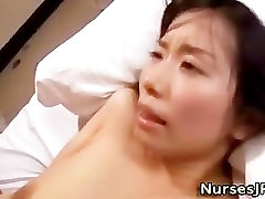 Asian cutie sex unat gets facial after being fucked