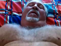 Barebacking a Daddy Bears ass
