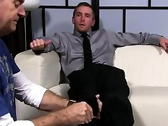 Chubby mature gay men blond lap and sex with smart emo gays