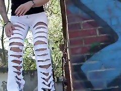 German Scout squick milk fuck Julia Seduce 30min mom teach At Street Casting