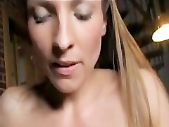 FakeAgent. All natural beauty troubled after getting creampied.