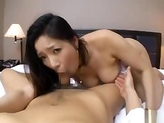 Ayane Asakura bbw lesbian rough Japanese babe has a cute ass