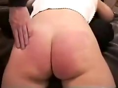 Emilys Belt Bruising - Teen Punishment Spanking xLx
