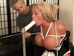 Veronica Stone julies joron Smg on terrace indian Bondage Slave Femdom Domination