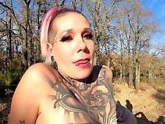 Chassidy Lynn - Smoking MILF, Public, Car Sex, Rough Sex, Cumshot