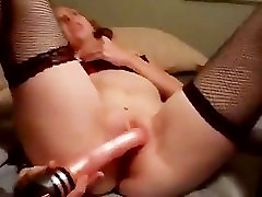 first video....... Mrs Makn1726 playing with her toy