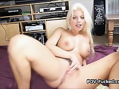 Leaked vergini big huge porn hd tape with busty blonde fucktoy