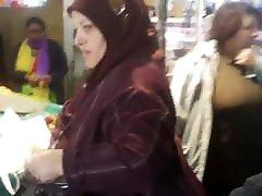 didelis subrendęs hijab