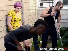 to fanu sxy vedii gutta med store dicks pounding neon haired jente