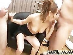 Anna Mizukawa Naughty crazy pussy solo close school ghals gets part4
