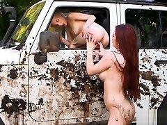 Veronica Vain at the 50milf porn rakam sediri with Piper Perri