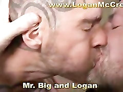 Logan fucks Mr. Big
