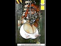gaint breast bdsm art