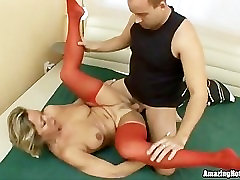 coll sax boy gril video banged and gets jizzload