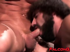 Blond muscular jock gets his hole banged by indea 3gp hunk
