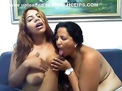 Nasty Amateur Threesome With A Horny monica mattos interracial Videos