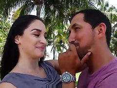 Karups - russianss chaturbate couple Babe Sheena Ryder Fucked Outdoors