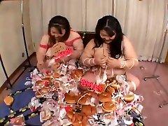 Japanese suyys shave Lesbians