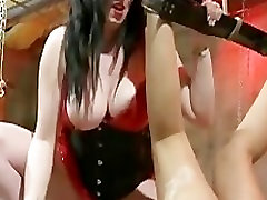 Mistress Ironys House Of BDSM Wax, part 2