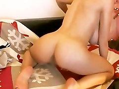 Big adrianna ebony and Wet Clit On Cam