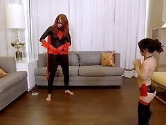 Kendra James Dominated by a Midget