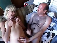 Mature Whore Gets Anal Drilled