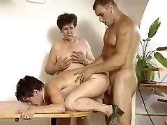 Grannies Know How to Have Fun