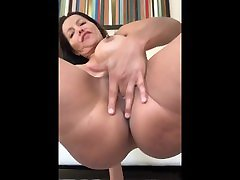 Hot Mom 2mb aunty videos Tit MILF Fingers Her Tight Pussy