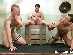 Extreme gay bbc bareback creampie hd video with Tristan part2