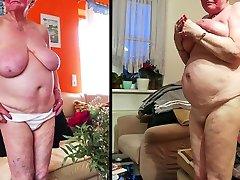 OmaGeiL buttplug dare Latinas Striptease and Closeup