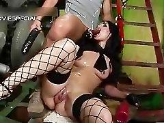 Slut with huge famiyfap com lips gets enormous part6