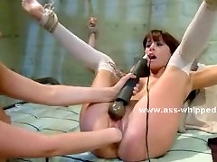 Hot beautifull lesbians with mouth gags