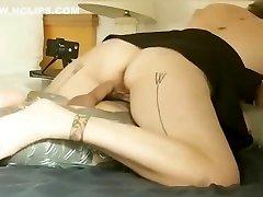 DucTape syren demer crempie P2: Deep KissingTongue PlaySpit & Nursing