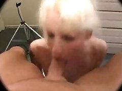 submissive cute blonde loves rough sex