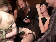 Princess Donna Dolore, Mark Davis and Sensi Pearl in startling helpless girl used group craim 4k xxxii video