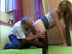 Redhead dad iwant video featuring unearthly huzzies