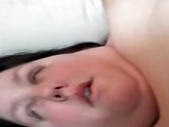 Bbw wife cumming