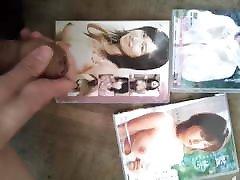 Momo Takai Bukkake Cum Tribute DVD Covers Jacket Dekapai JAV