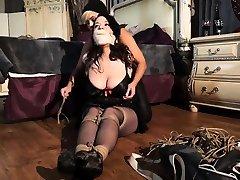 Bdsm Files 043 Yellow Kitty bdsm bondage slave