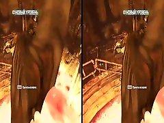 batman arkham city 3d sbs mobil