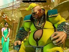 Street Fighter V Nude Rainbow Mika Story Mode