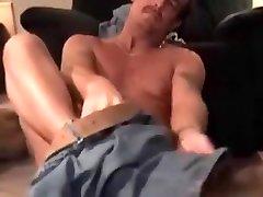 Mature Amateur Steve Beating Off