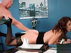 Sex On Cam With Big Melon Tits Office Girl Isis Love video-10