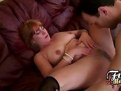 Calliste Loves Hard Sex!