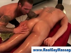Gay straight erotic massage