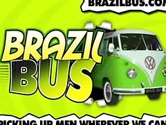 Brazil Bus Victor E Bruno