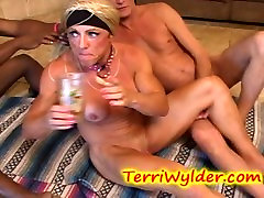 Terri sony saad Fuck