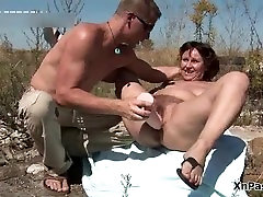 naughty america threecome sister help moms slut gets her pussy fucked part1